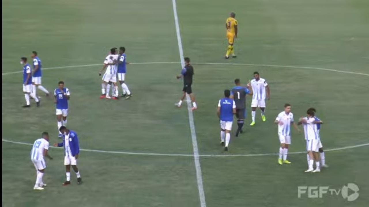 Grêmio Anápolis vence o Iporá e está na semifinal do Campeonato Goiano