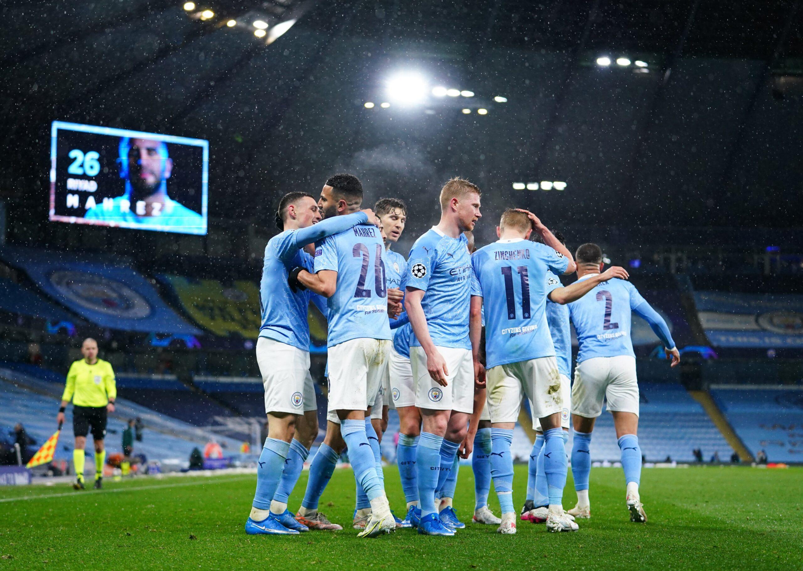 Manchester City chega pela primeira vez a final da Liga dos Campeões