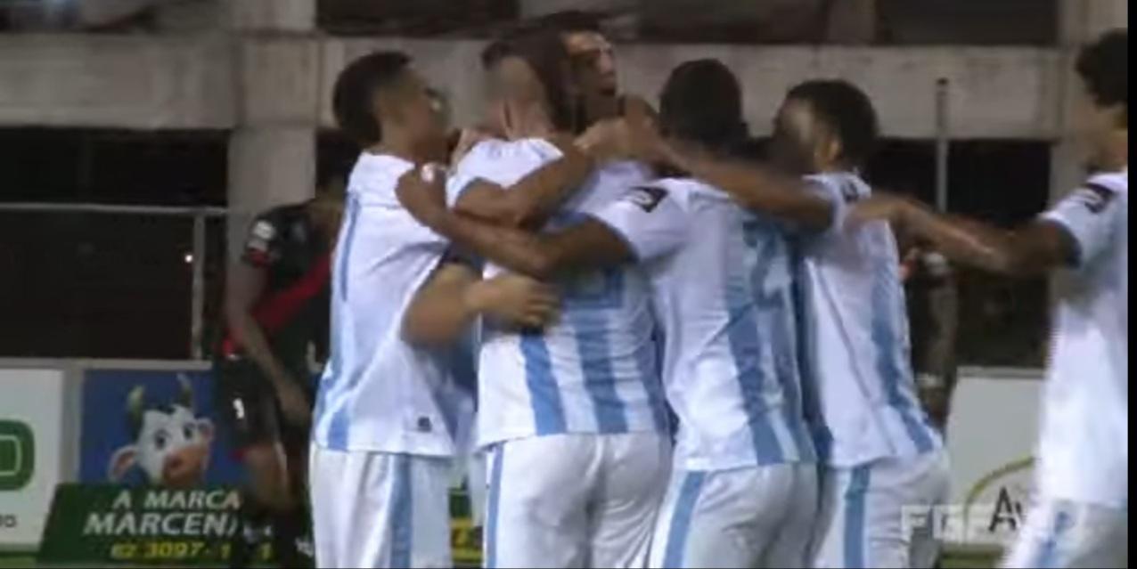 Grêmio Anápolis vence o Atlético no jogo de ida das semifinais do Goianão