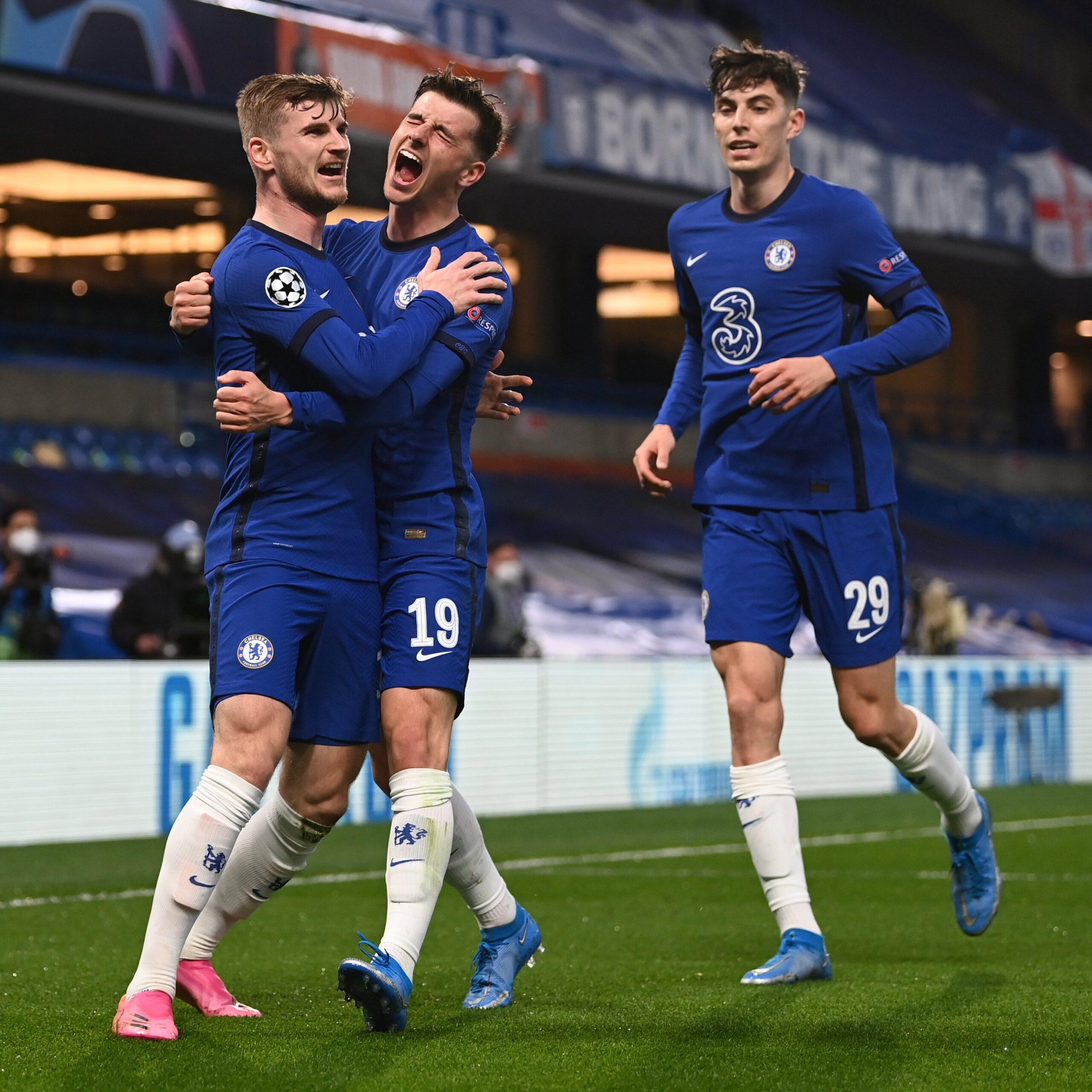 Chelsea vence o Real Madrid e está na final da Liga dos Campeões