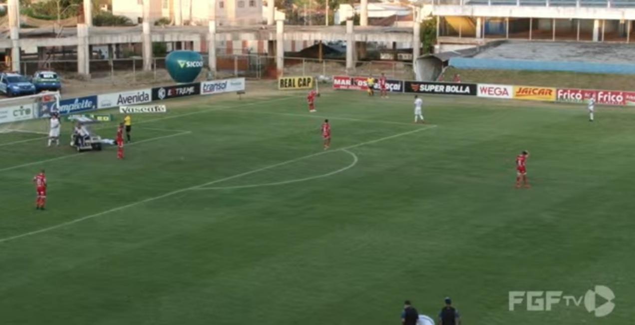 Grêmio Anápolis e Vila Nova empatam no jogo de ida da final do Goianão