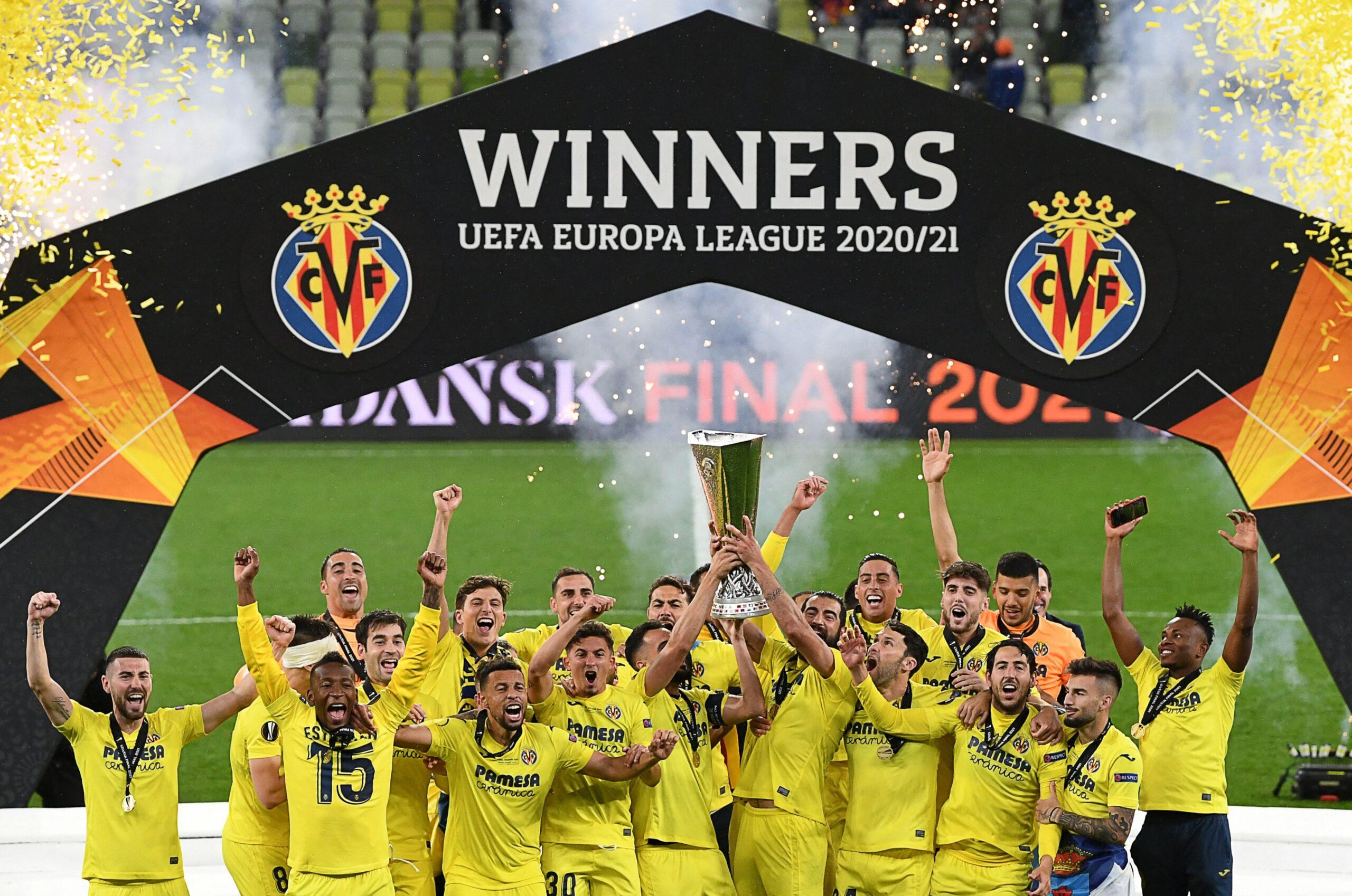 Villarreal conquista pela primeira vez a Liga Europa
