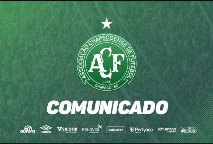 Perto de estrear no Brasileirão, diretoria da Chapecoense demite treinador