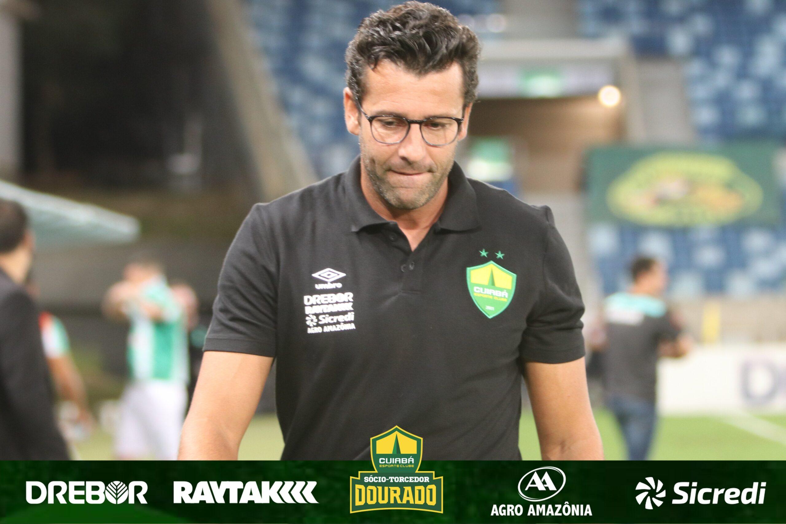 Caiu o primeiro treinador no Campeonato Brasileiro