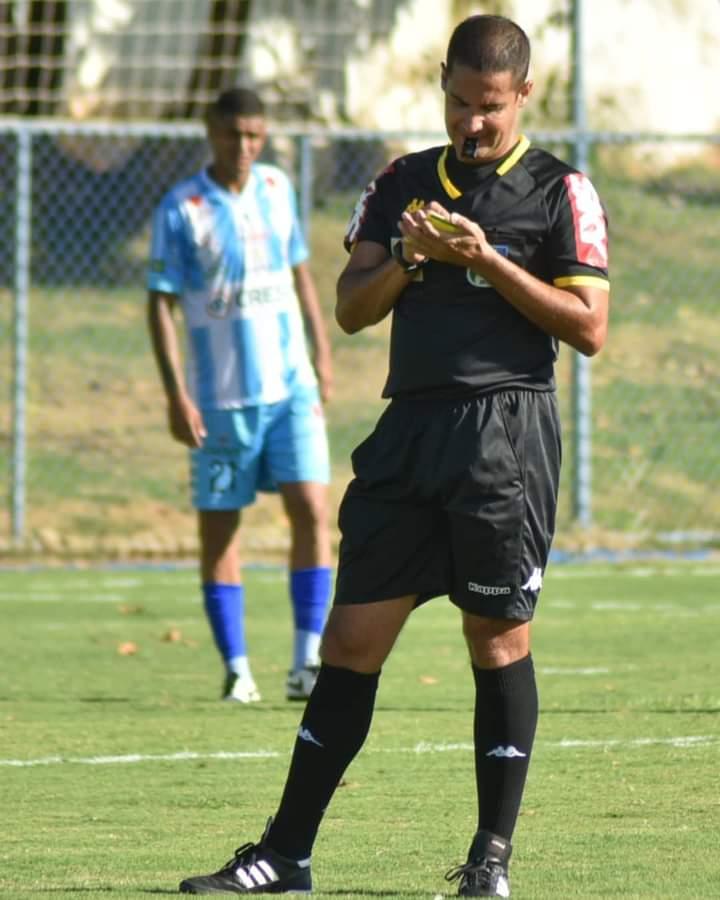 Árbitro rio-verdense estará no duelo Atlético e Grêmio Anápolis
