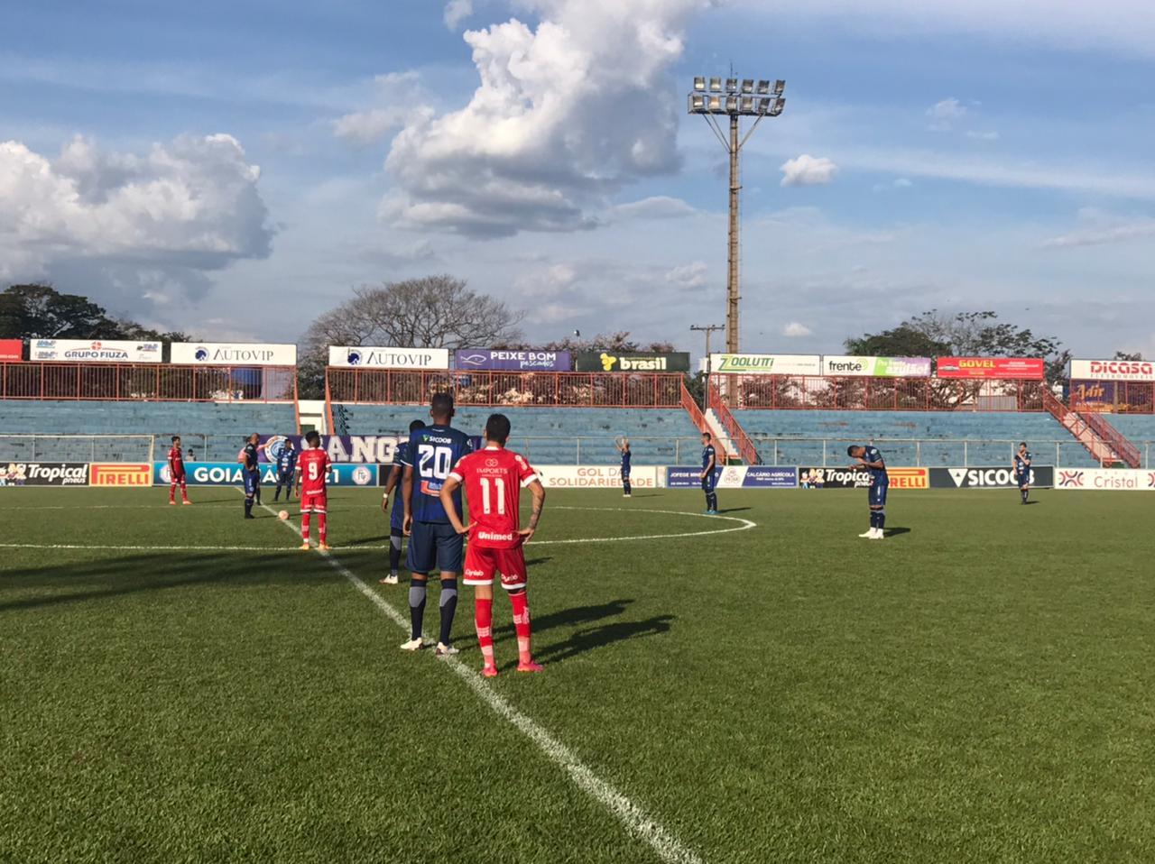 Goianésia vence amistoso contra o Sub-23 do Vila Nova