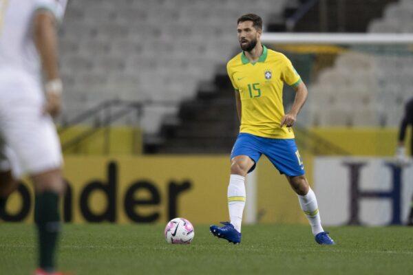 Zagueiro Felipe é convocado pela Seleção Brasileira