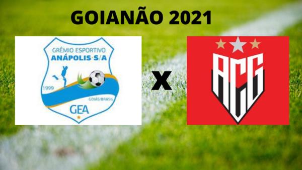 Grêmio Anápolis e Atlético abrem hoje a semifinal do Campeonato Goiano