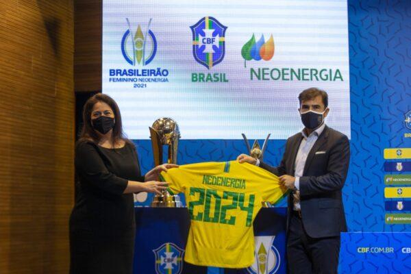 Futebol Feminino: CBF confirma patrocinador para a seleção brasileira