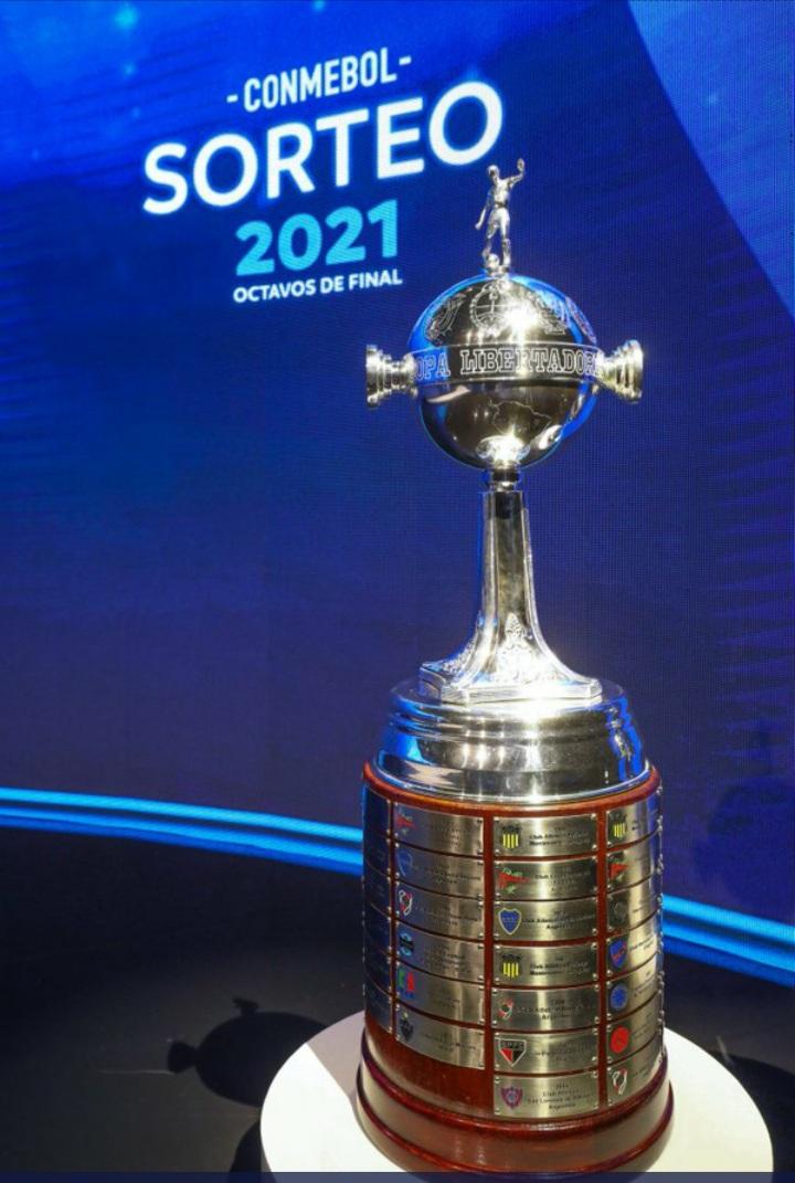 Confira os duelos das oitavas de final da Copa Libertadores da América