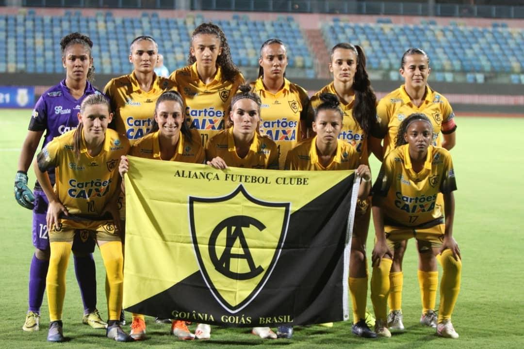Aliança FC se classifica para as oitavas de final da Série A2 do futebol brasileiro