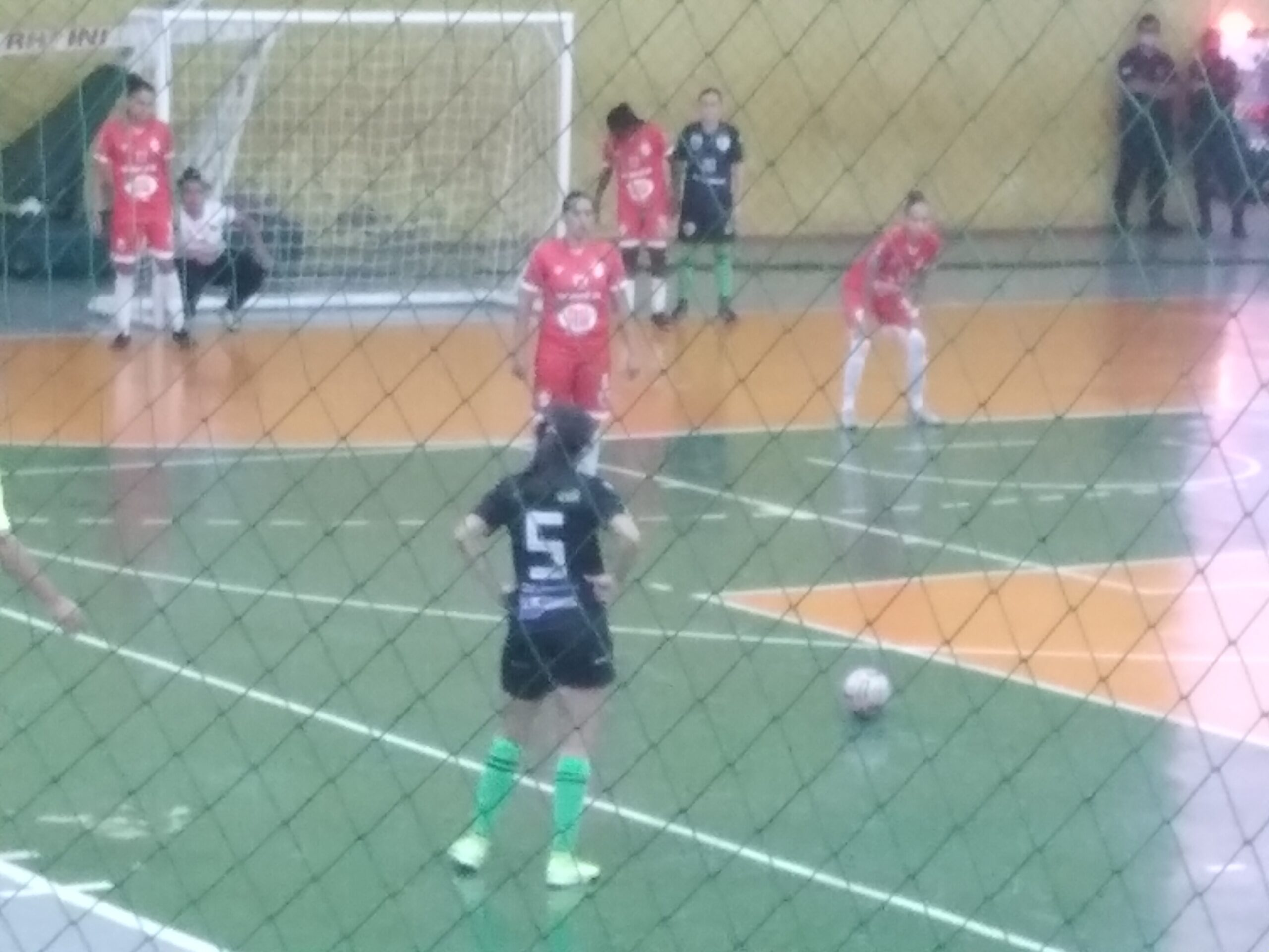 Campestre/Resenhas e Vila Nova empatam na Copa Goiás De Futsal Feminino