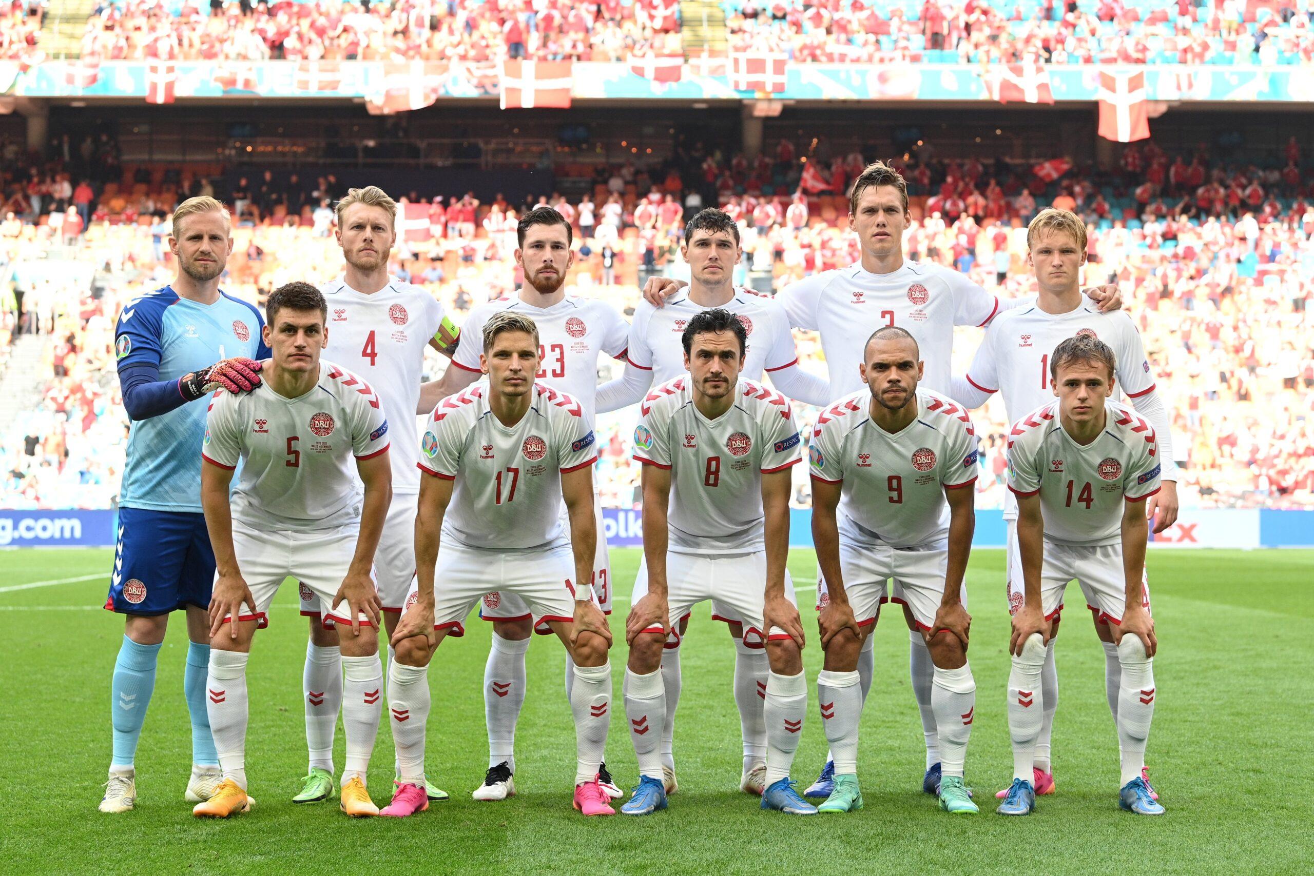 Dinamarca goleia o País de Gales e chega às quartas de final da Eurocopa