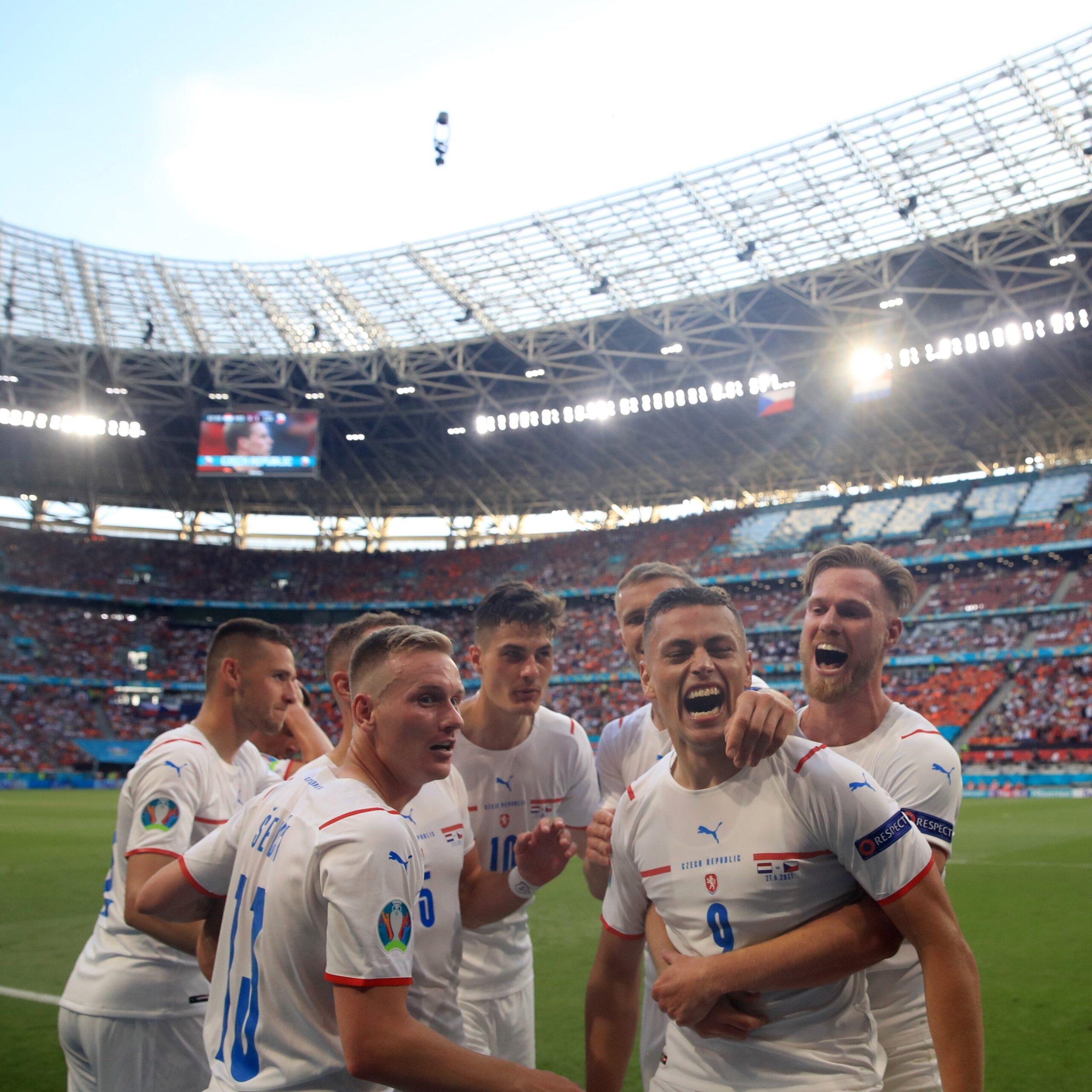 República Tcheca surpreende e elimina a Holanda na Eurocopa