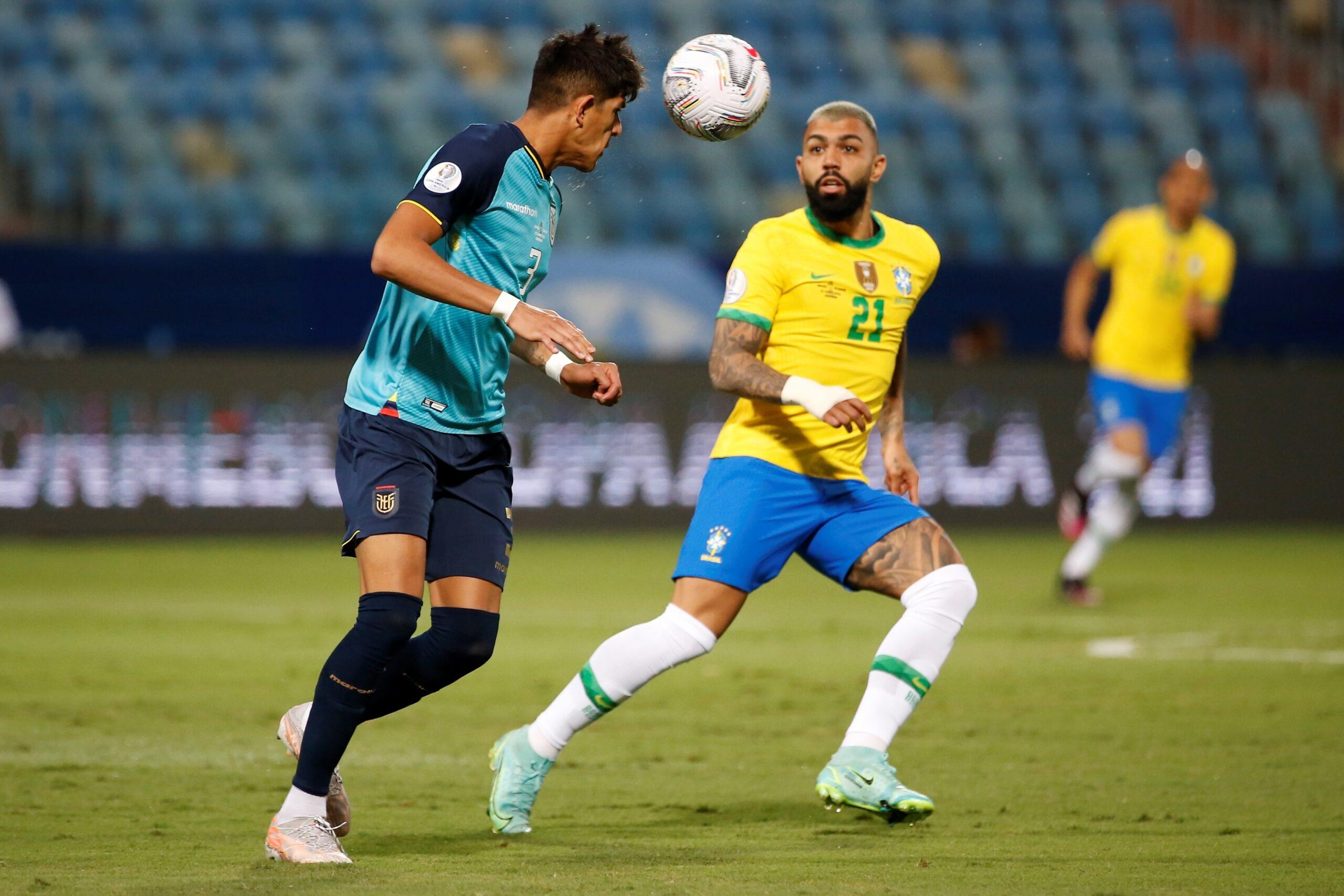 Brasil empata e aguarda jogos de amanhã para conhecer adversário