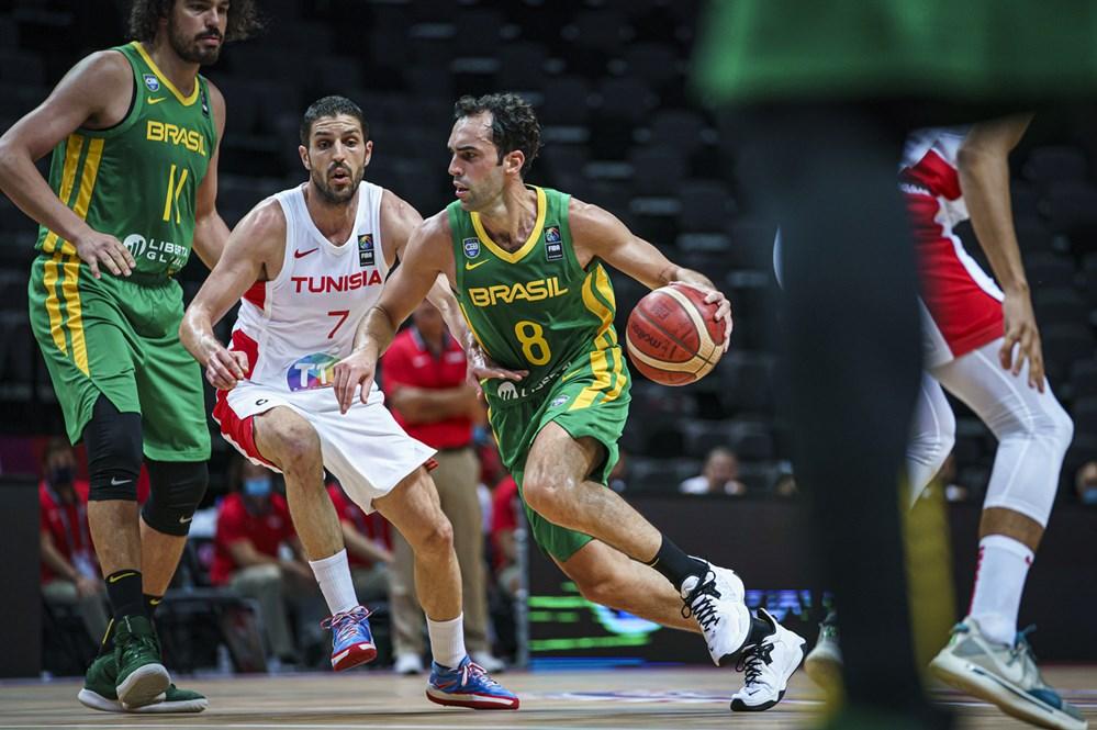 Brasil estreia com vitória no Pré-olímpico de basquete