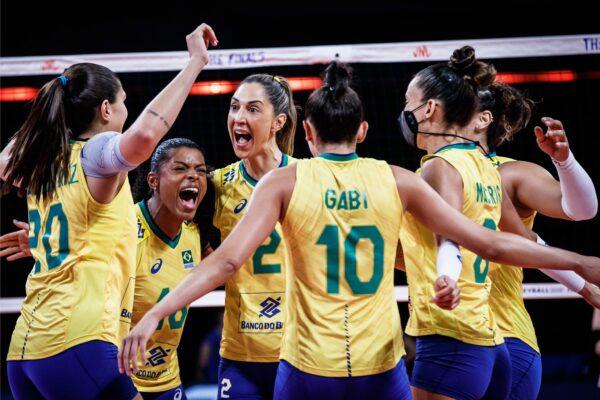 Seleção Brasileira Feminina de Vôlei está convocada para as Olimpíadas