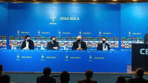 Seleção Brasileira está convocada para as Olimpíadas
