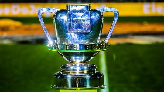 Confira as equipes classificadas para as oitavas de final da Copa do Brasil