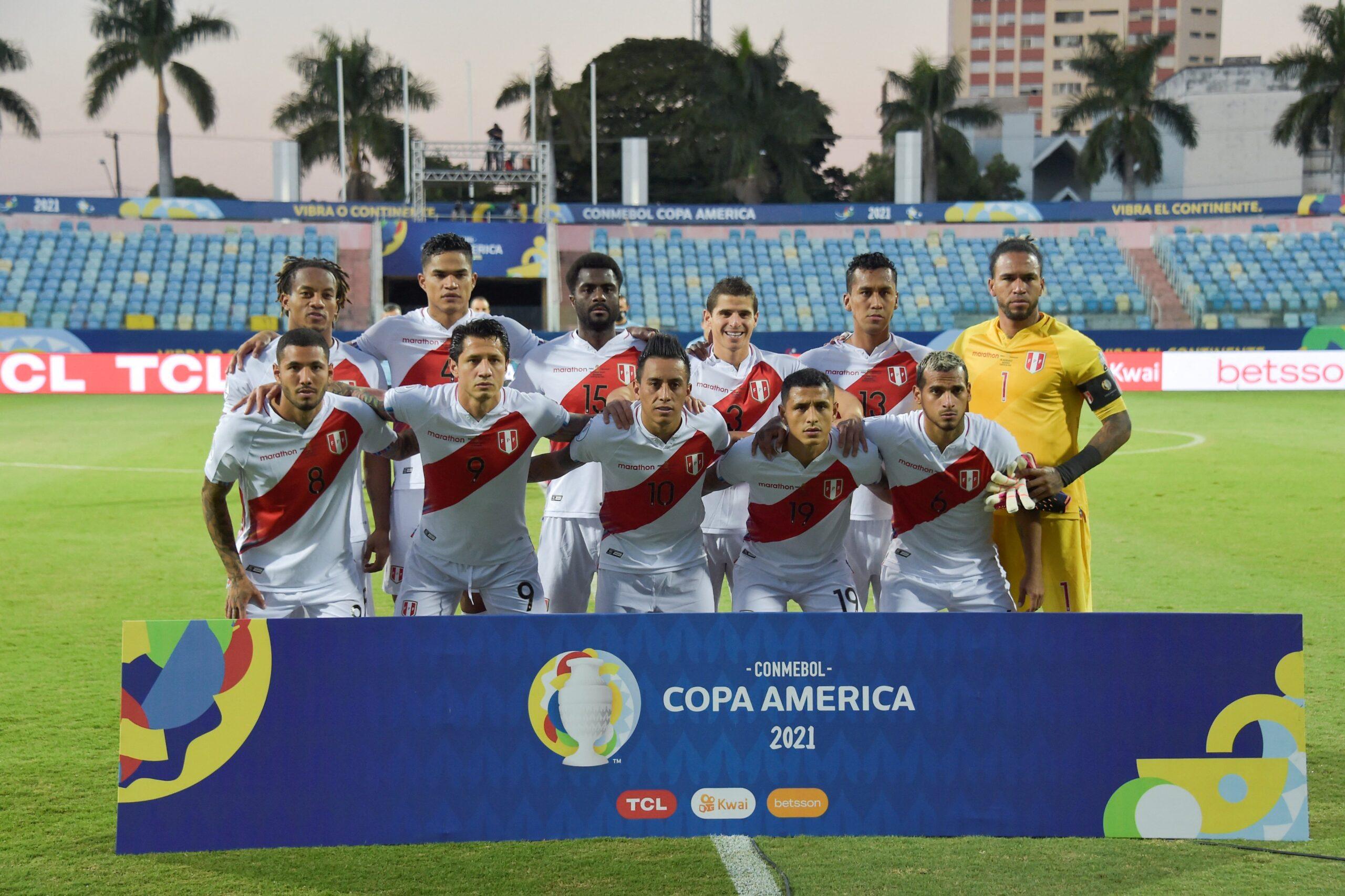 Nos pênaltis Peru vence o Paraguai e chega a semifinal da Copa América