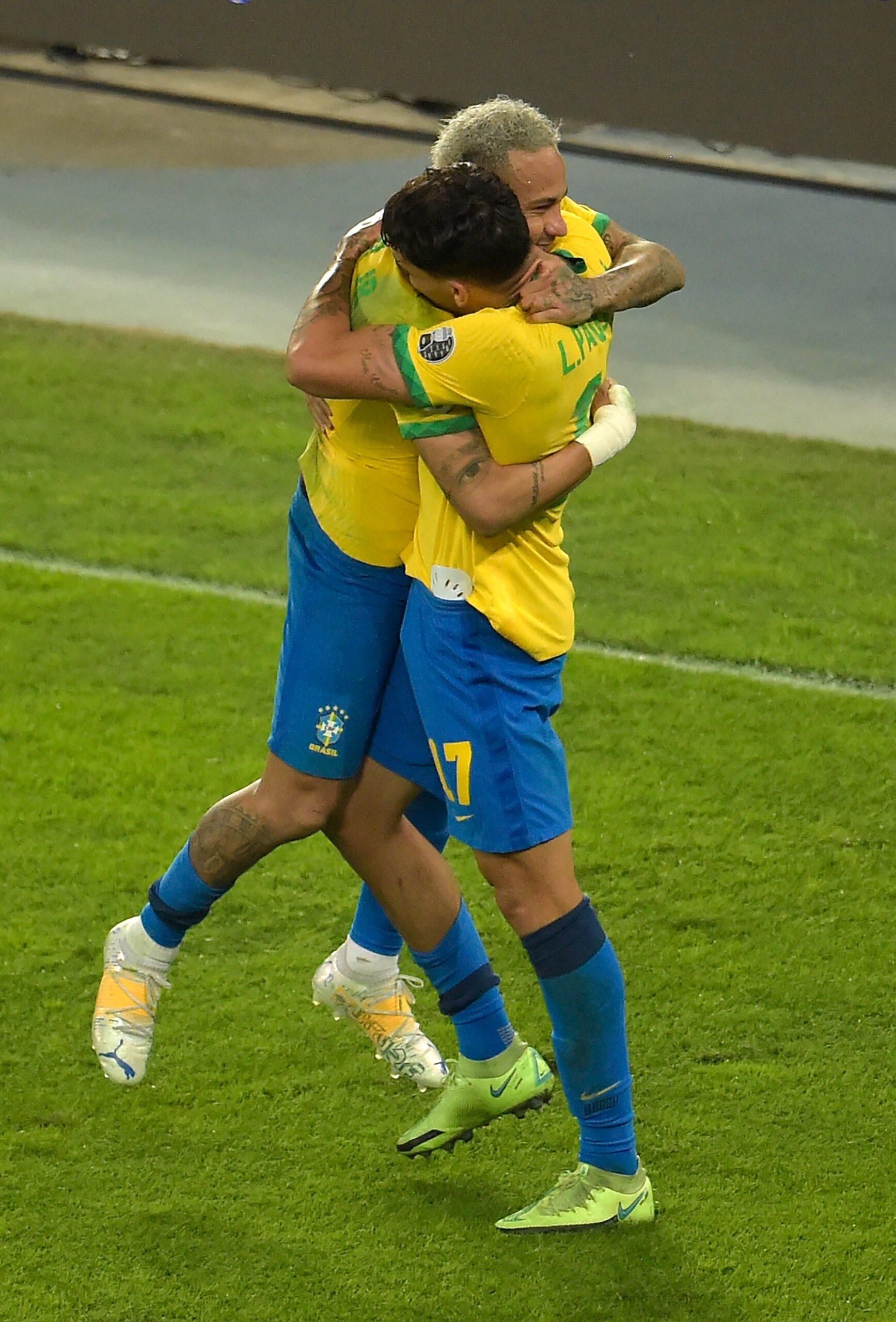 Brasil vence o Peru e chega em mais uma final da Copa América