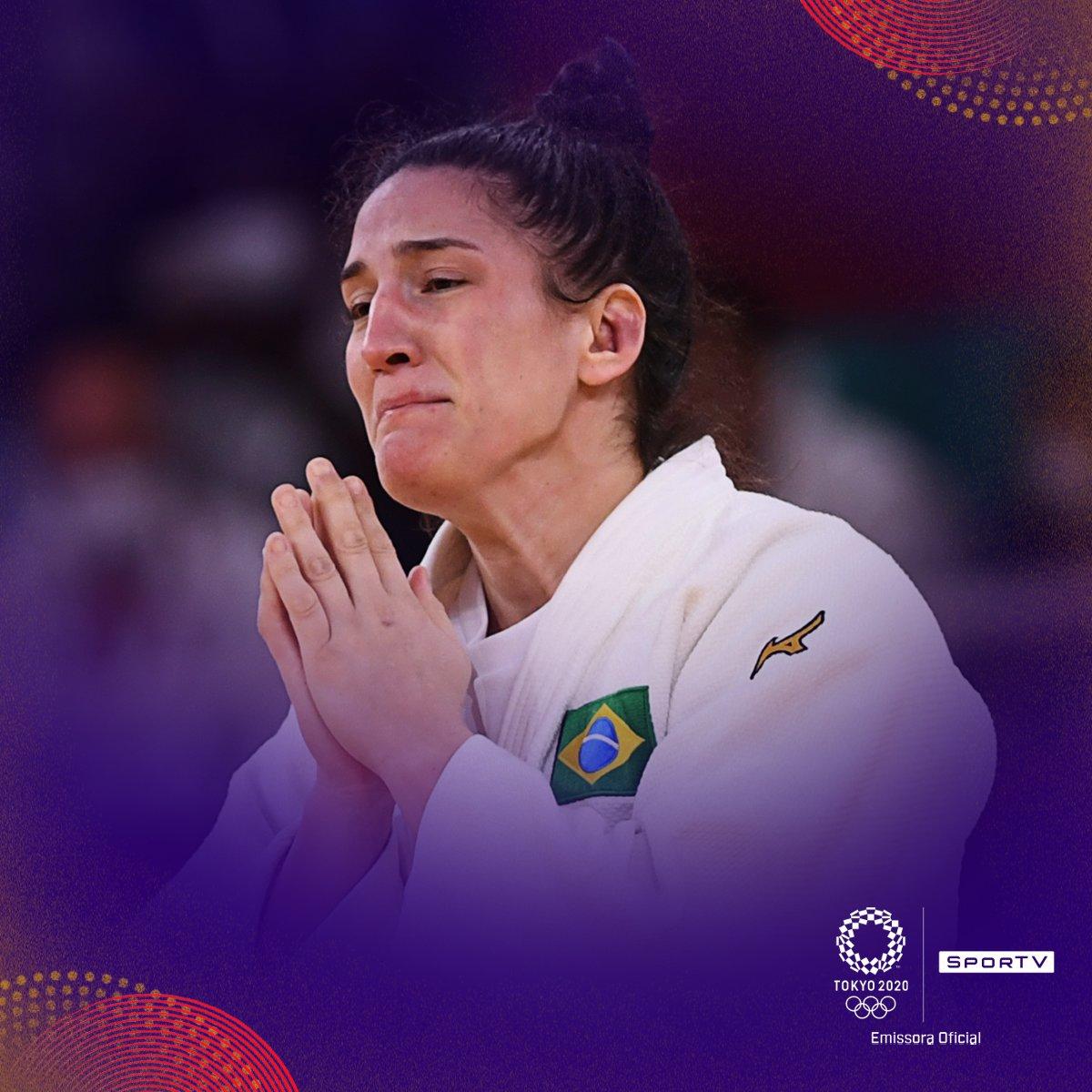 Brasil conquista a sexta medalha nas Olimpíadas de Tóquio