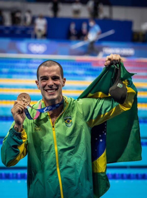 Brasil conquista sua nona medalha em Tóquio