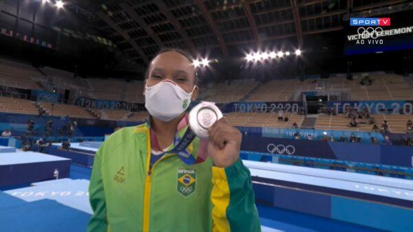 Brasil conquista a sétima medalha em Tóquio