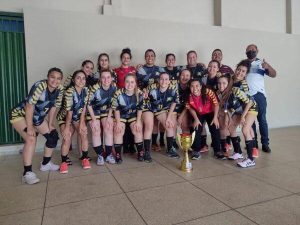 AERV Handebol conquista a Copa Caldas Novas