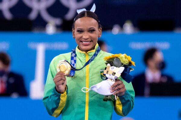 Brasil conquista segundo ouro em Tóquio