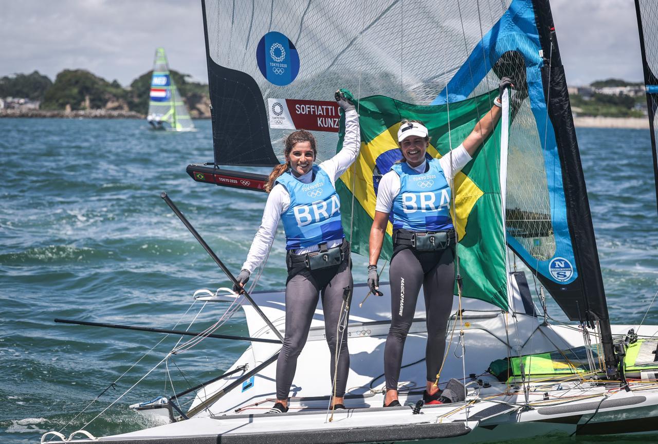 Brasil conquista terceiro ouro e mais um bronze em Tóquio