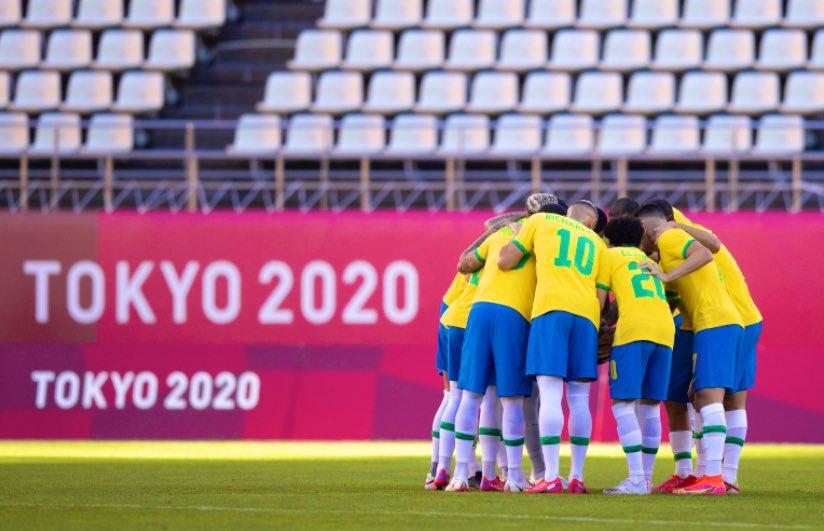 Nos pênaltis, Brasil vence o México e chega a final no futebol masculino