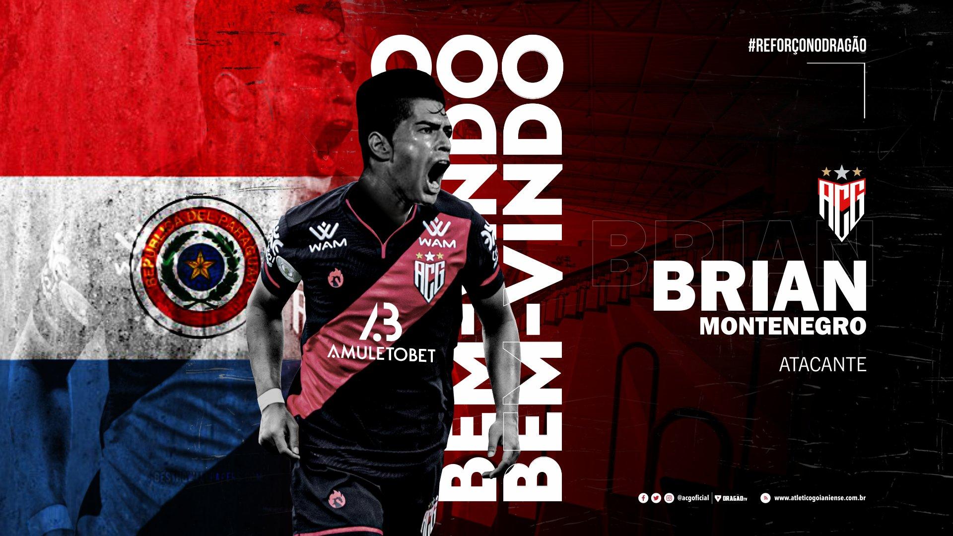 Atlético Goianiense acerta com atacante paraguaio