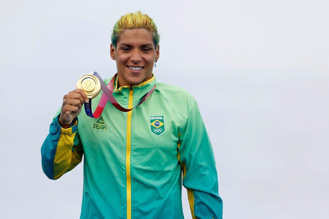 Brasil conquista quarta medalha de ouro em Tóquio