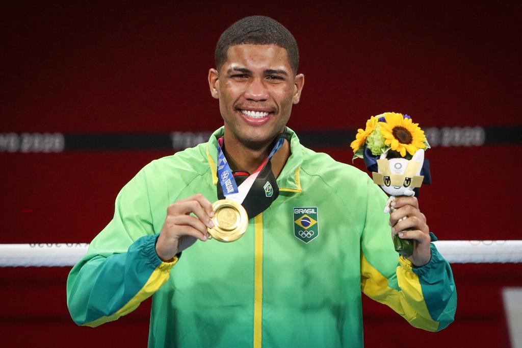 Brasil conquista sexto ouro em Tóquio