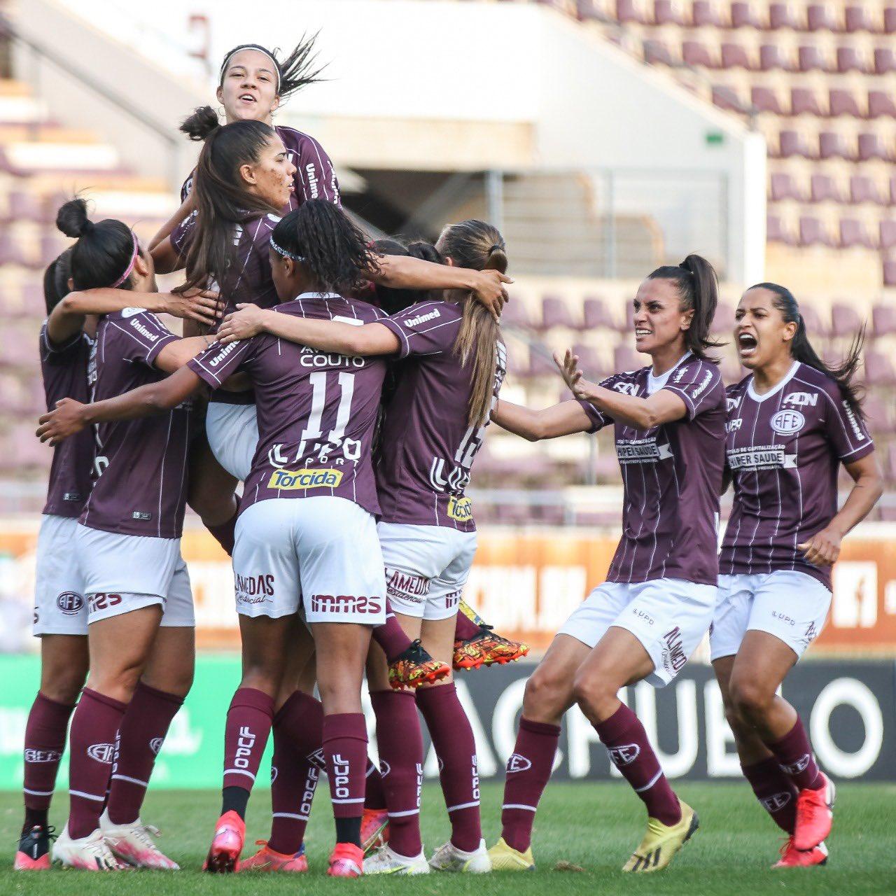 Grêmio, Ferroviária, Corinthians e São Paulo vencem no Brasileiro Feminino