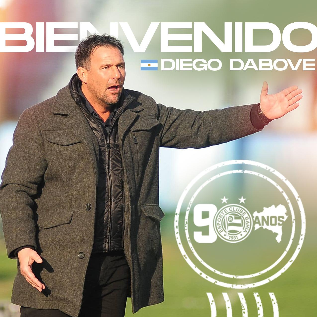 Bahia acerta com treinador argentino