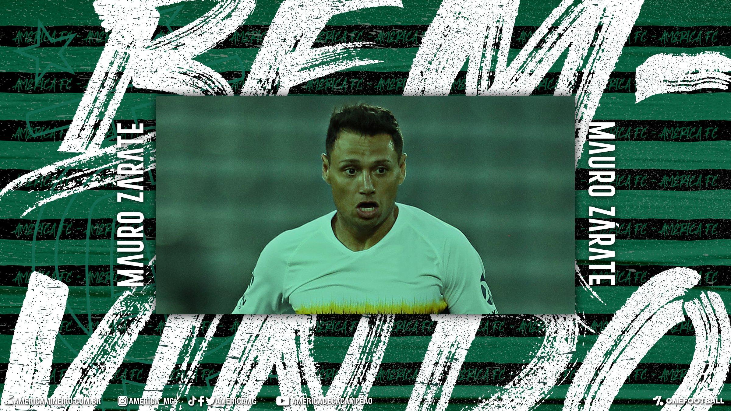 Mais um atacante estrangeiro no futebol brasileiro