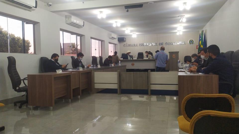 Câmara Municipal de Goiatuba aprova repasse financeiro para o time da cidade