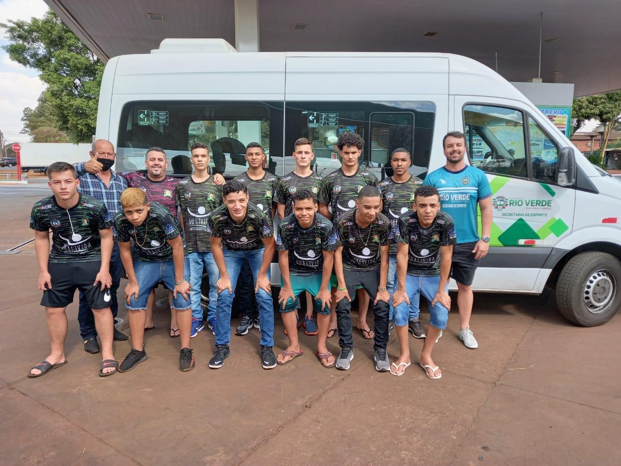 AERV disputará em Brasília o Campeonato Brasileiro de Handebol