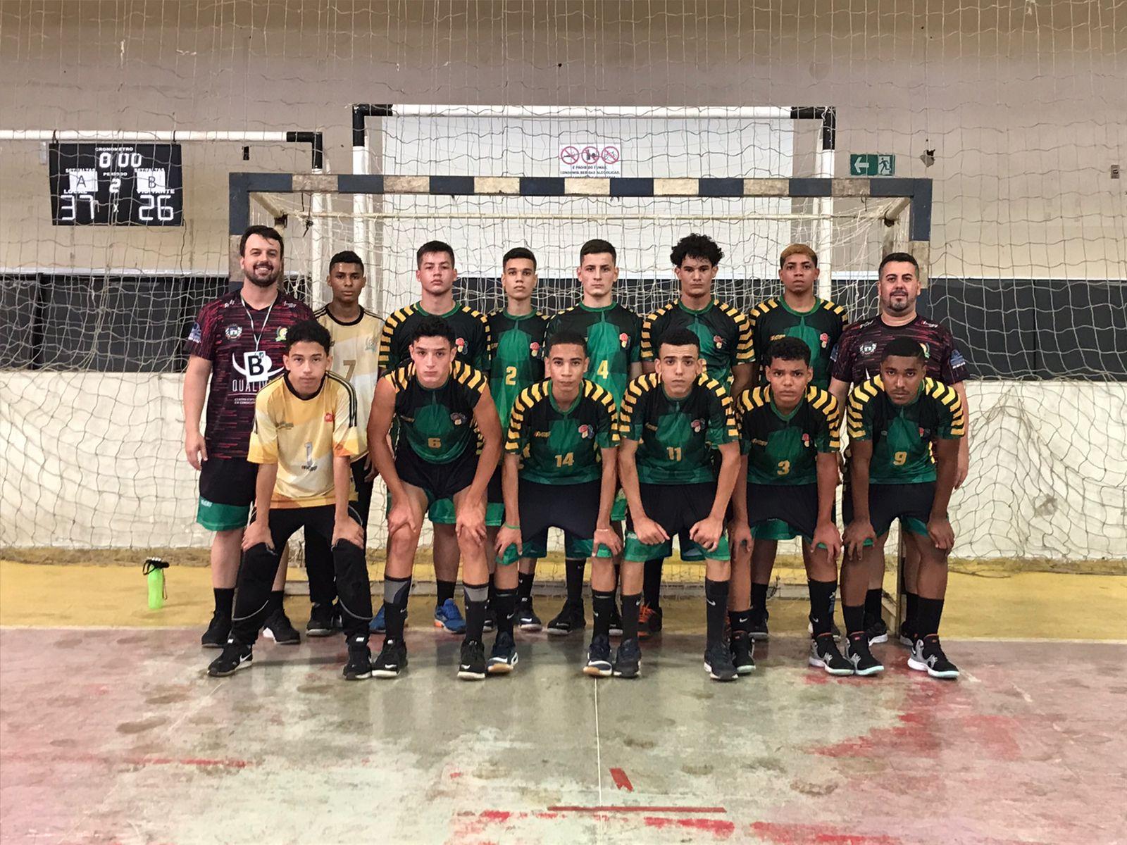 AERV vence a segunda partida no Brasileiro de Handebol