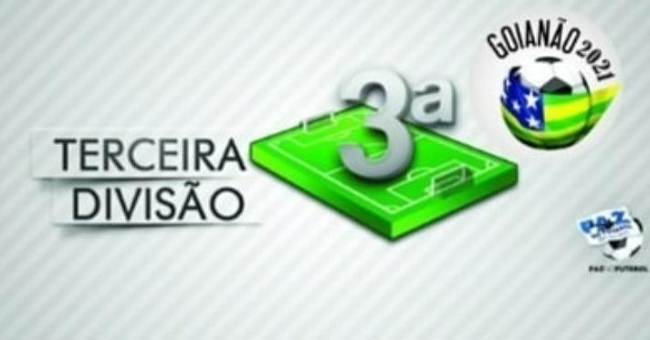 Independente estreia em casa e Rioverdense fora na Terceira Divisão Goiana
