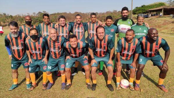 Futebol Amador: Clube Campestre é campeão no Society Master da Estância Ataíde