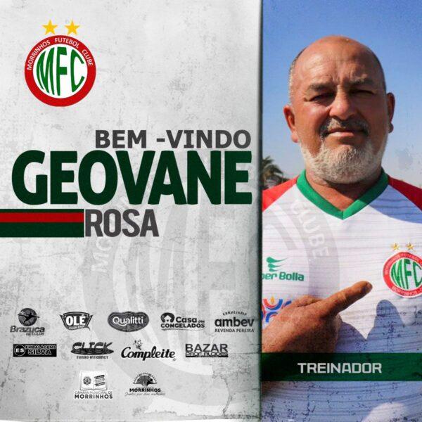 Morrinhos confirma treinador para a Divisão de Acesso