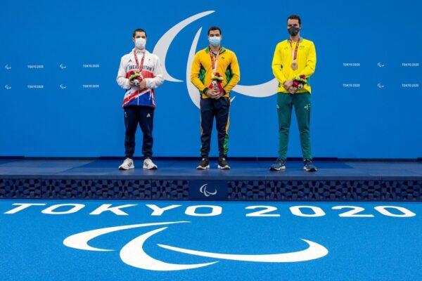 Paralimpíadas: Brasil conquista primeiro ouro em Tóquio