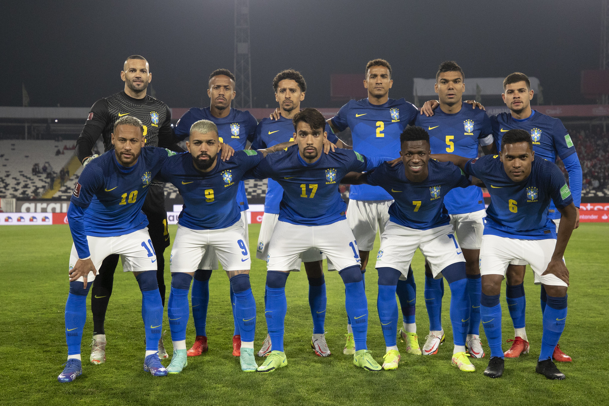 Brasil, Argentina e Equador vencem nas eliminatórias para a Copa do Mundo