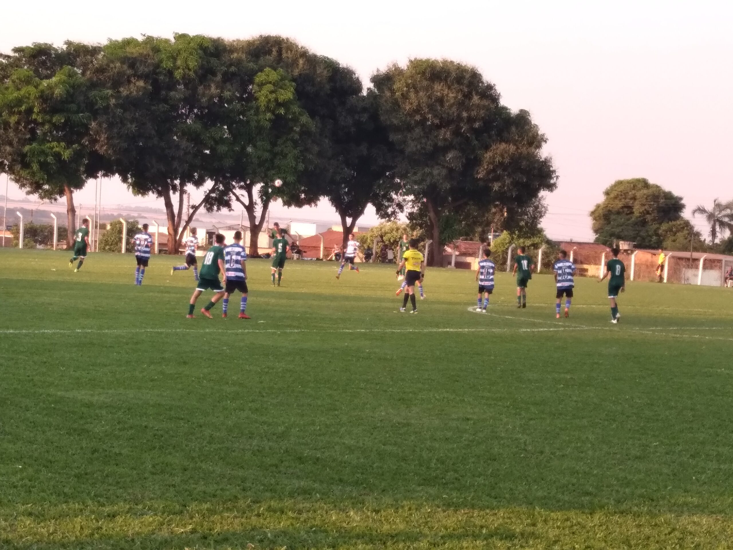 Independente perde para o Goiás no Campeonato Goiano Sub-15