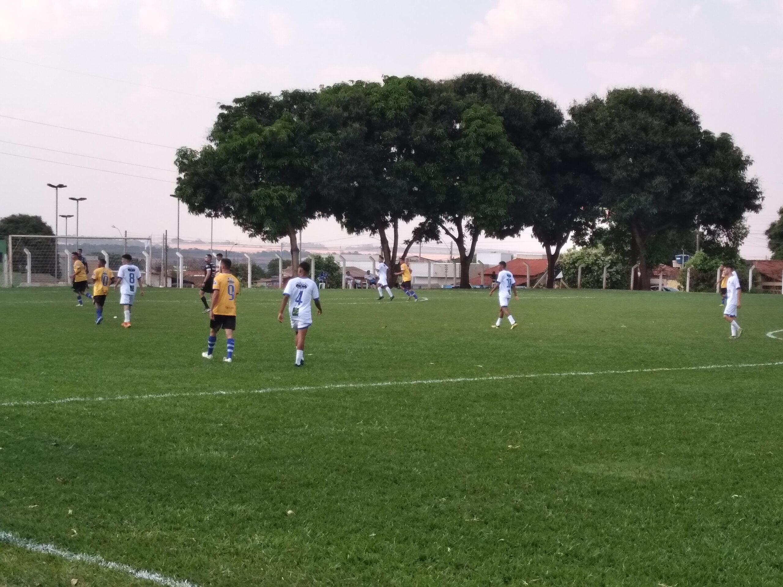 Independente estreia com vitória no Goiano Sub-20 da segunda divisão