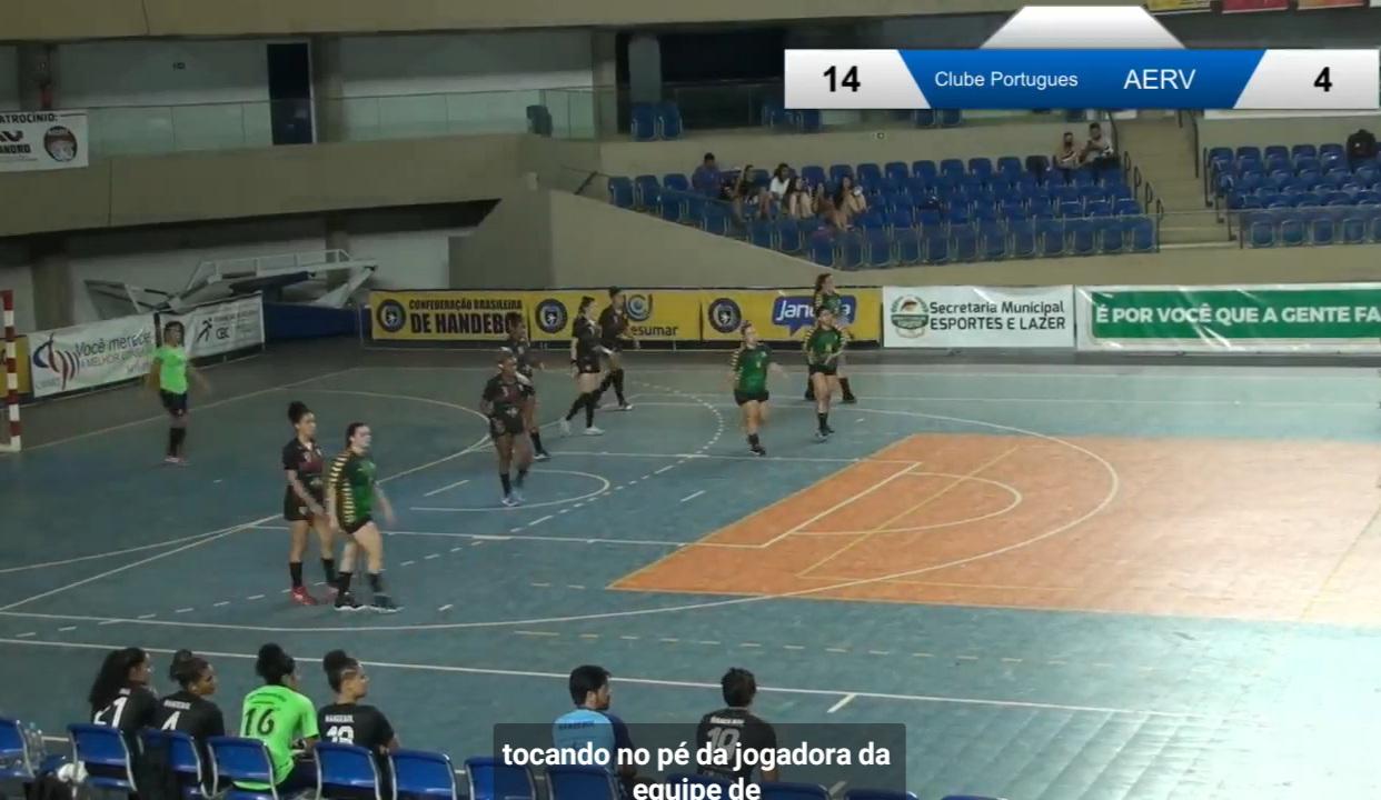 Aerv estreia com derrota na Liga Nacional de Handebol