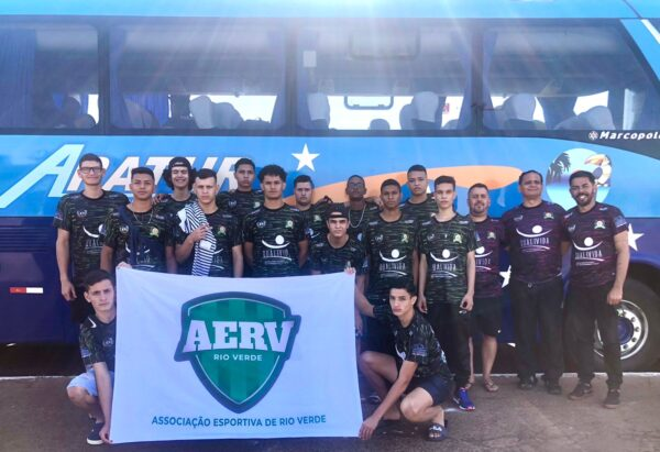 AERV estreia hoje no Campeonato Brasileiro de Handebol Juvenil Masculino